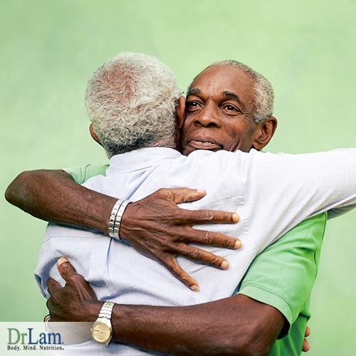 Hug Therapy for Immune Health