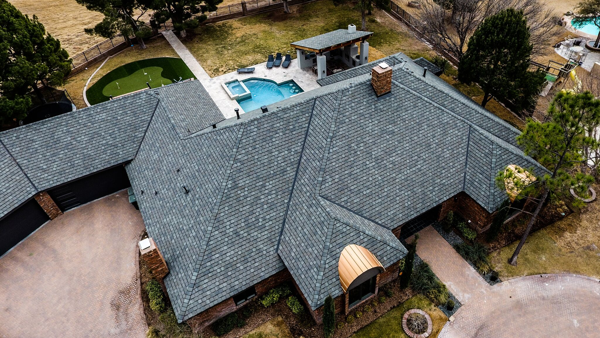 Roof Replacement Projects in Texas