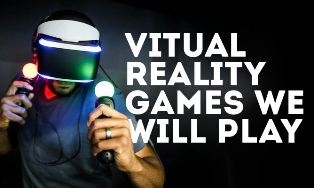 Virtual Reality Gaming – A reality that is not real