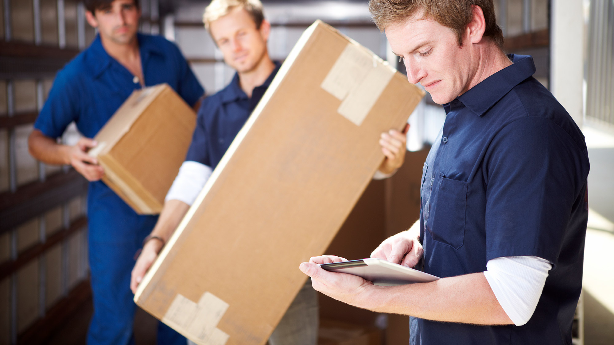Local Moving in Calgary - Core Corporate Movers