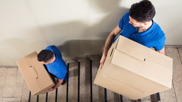 Choosing a Right Moving Company