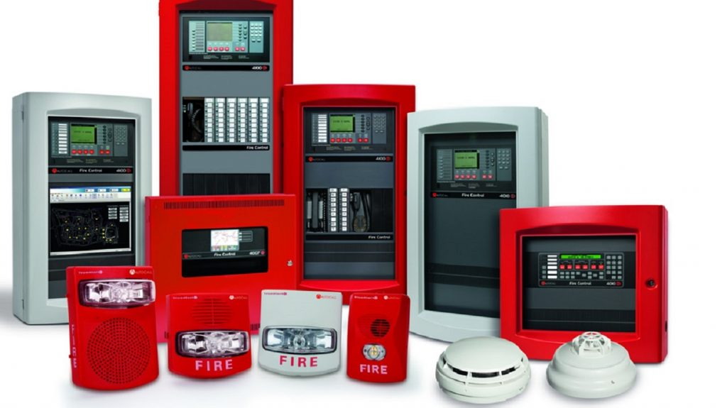Report of Testing and Maintenance of Fire Alarm System